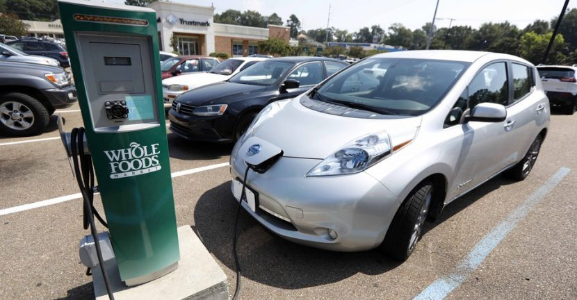 Have you thought about buying an electric car?